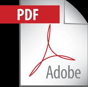 Decorative PDF Icon